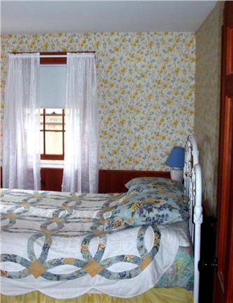South Chatham Cape Cod vacation rental - Main bedroom