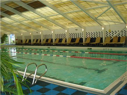 Brewster Cape Cod vacation rental - Fletcher Indoor Pool is available for your enjoyment