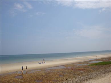 Brewster Cape Cod vacation rental - Brewster Bayside beach