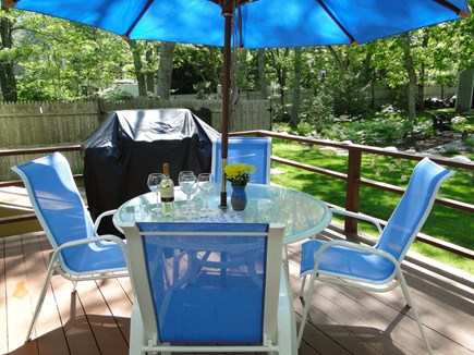 Centerville, Barnstable Centerville vacation rental - Lovely place to sit and relax or grill out