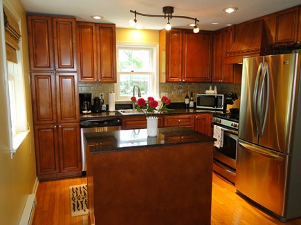 Centerville, Barnstable Centerville vacation rental - Kitchen with all new appliances