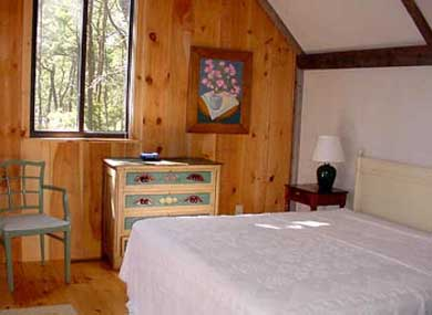 South Wellfleet Cape Cod vacation rental - Master bedroom