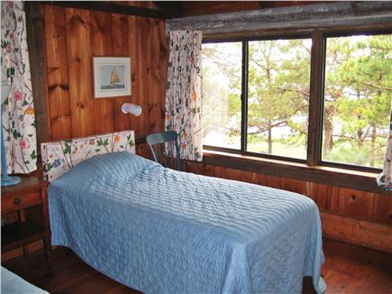 South Wellfleet Cape Cod vacation rental - Twin bedroom 1