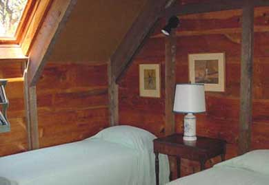 South Wellfleet Cape Cod vacation rental - Twin bedroom 2