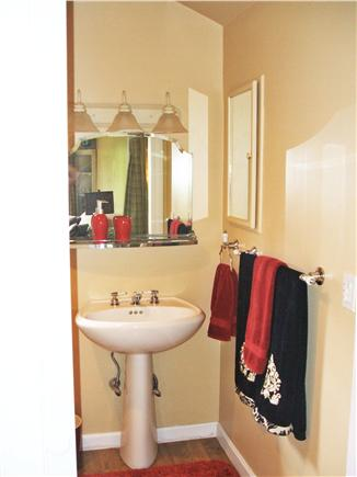 Yarmouth Port Cape Cod vacation rental - New spotless bath with great shower pressure