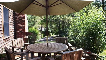 Harwich Cape Cod vacation rental - House Deck 2