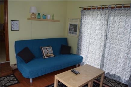 Harwich Cape Cod vacation rental - Sunroom futon