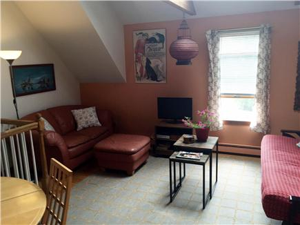Provincetown Cape Cod vacation rental - Main Living area