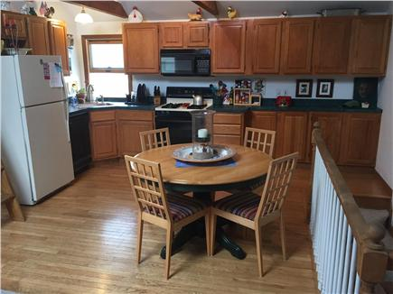 Provincetown Cape Cod vacation rental - Kitchen and dining
