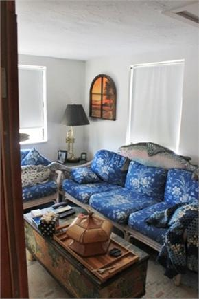 Eastham Cape Cod vacation rental - Comfy den downstairs