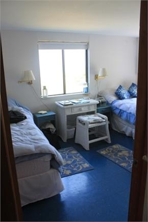 Eastham Cape Cod vacation rental - ''First and Second Mates'' quarters downstairs