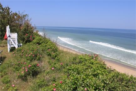 Eastham Cape Cod vacation rental - Then to the left.......Wow!!