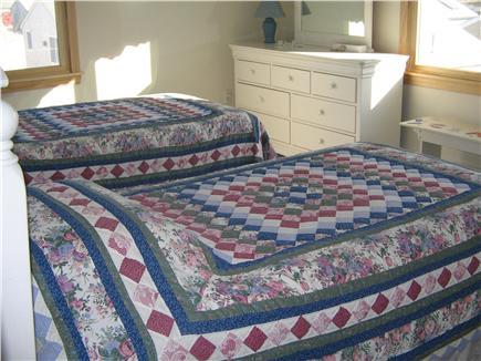 East Sandwich Beach  Cape Cod vacation rental - 2nd floor 2 twin bedroom