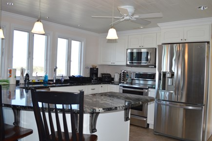 East Sandwich Beach  Cape Cod vacation rental - Kitchen