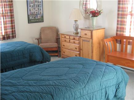 East Sandwich Beach  Cape Cod vacation rental - 2nd Floor twin bedroom