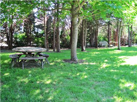 Orleans Cape Cod vacation rental - Pretty Yard, Gas Grill, Outdoor Shower with Hot Water