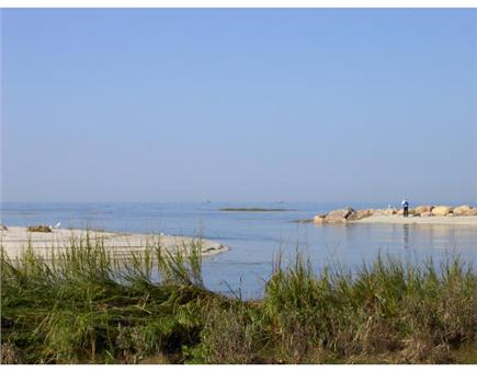 Brewster Historic District Cape Cod vacation rental - Paines Creek Beach Morning