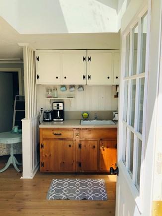 Brewster Historic District Cape Cod vacation rental - Cute cape cod kitchen.