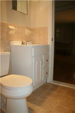 Brewster Historic District Cape Cod vacation rental - Bathroom