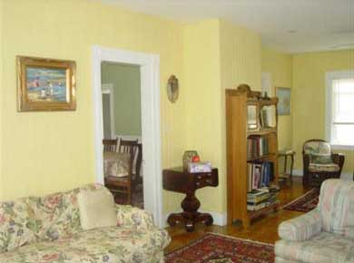 Onset MA vacation rental - Living room