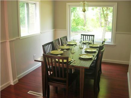 South Yarmouth Cape Cod vacation rental - Dining room