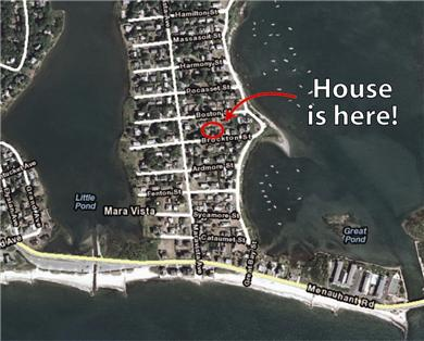 Falmouth - Maravista Cape Cod vacation rental - Falmouth Vacation Rental ID 19275