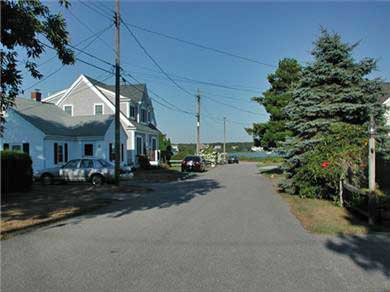 Falmouth - Maravista Cape Cod vacation rental - 4 houses away - just steps to Great Bay's quiet sandy beach