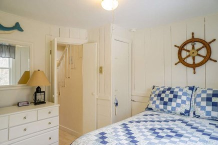 Falmouth - Maravista Cape Cod vacation rental - Full bed room on first floor