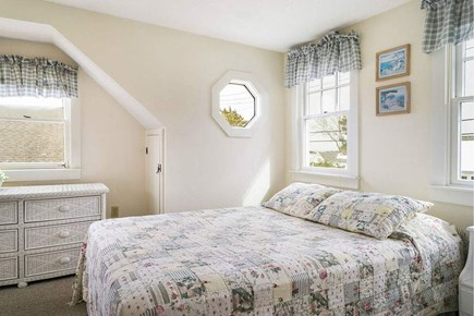 Falmouth - Maravista Cape Cod vacation rental - Master suite on second floor has views of Great Bay!