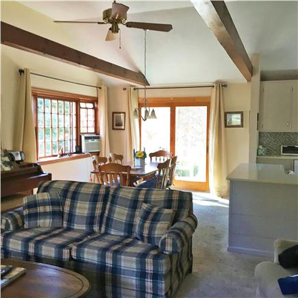 Chatham Cape Cod vacation rental - Bright, light and comfortable with air conditioning