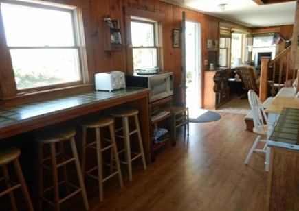 Wellfleet Cape Cod vacation rental - Breakfast Bar