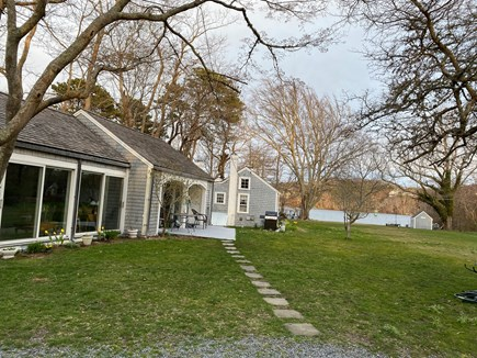 Dennis Village, Scargo Lake Cape Cod vacation rental - Lakefront with a 2nd house on the same property also av. for rent