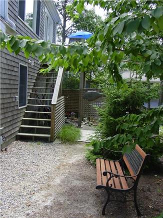 Wellfleet Cape Cod vacation rental - Stairs leading to studio apartment