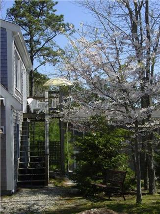 Wellfleet Cape Cod vacation rental - Relax and enjoy the private deck