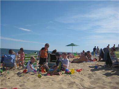 Popponesset Beach Mashpee Cape Cod vacation rental - Beach