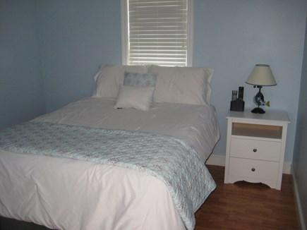 Popponesset Beach Mashpee Cape Cod vacation rental - Bedroom 3 With Queen Adjustable Bed and TV