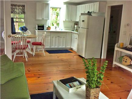 Chatham Cape Cod vacation rental - Open living, dining and kitchen area