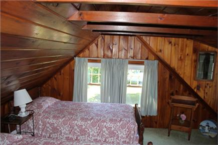 Harwich Port Cape Cod vacation rental - Up Stairs Bedroom #3 w/ 2 twin beds