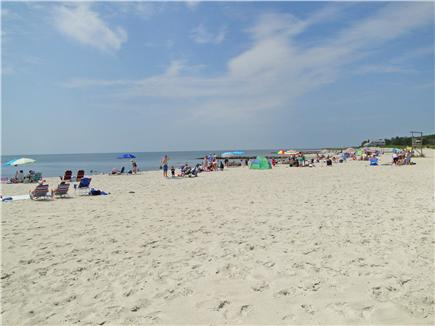 Harwich near restaurants, shop Cape Cod vacation rental - Red River Beach, vast, beautiful, with lifeguard