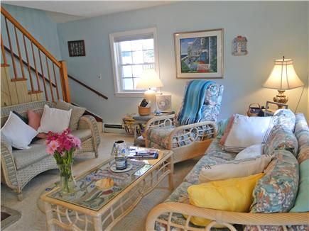 Harwich Cape Cod vacation rental - Great area for reading for watching a movie