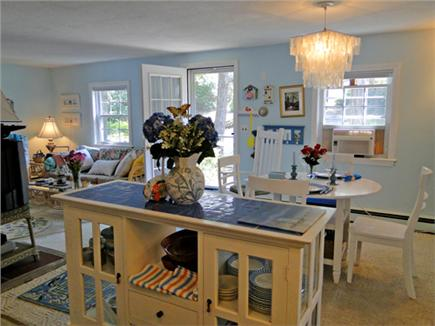 Harwich near restaurants, shop Cape Cod vacation rental - Open floor plan, great for being together