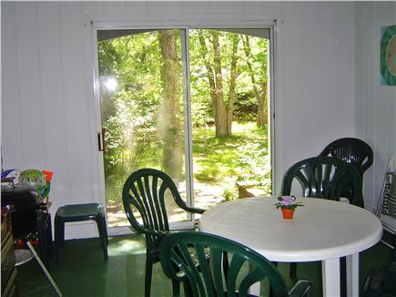 East Harwich Cape Cod vacation rental - Breezeway