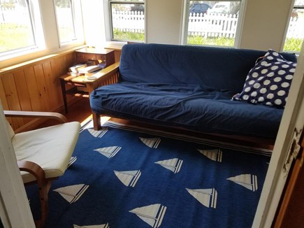 Dennis Port Cape Cod vacation rental - Sunroom