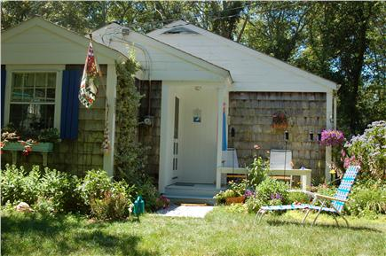 Centerville Centerville vacation rental - The Garden Cottage by the Sea, Centerville.  Great flowers.