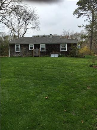 Centerville Centerville vacation rental - Large and private back yard.  No dirt and pine needle yard here.