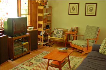 Centerville Centerville vacation rental - Large 12'' X 20' living room with TV and high speed WI FI