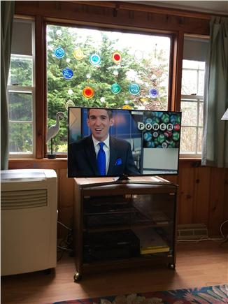 Centerville Centerville vacation rental - New Flat screen TV and Blue Ray player
