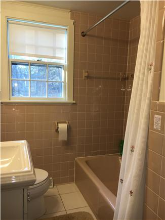 Centerville Centerville vacation rental - Remodeled and clean bathroom.  Outdoor shower too