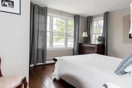 Brewster Cape Cod vacation rental - 2nd Floor Master bedroom...enjoy waking up to views of Cobbs Pond
