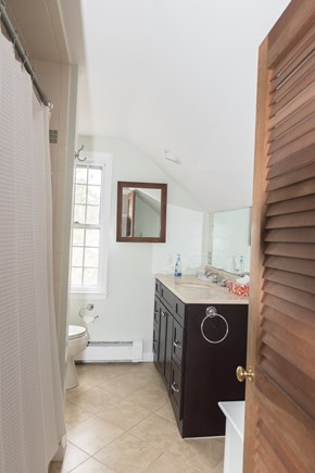 Brewster Cape Cod vacation rental - Updated 2nd floor bathroom with plenty of light